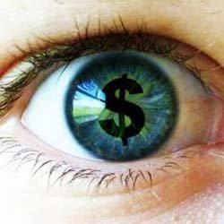 Custar O Olho Da Cara Em Inglês