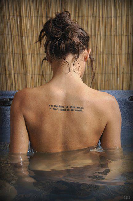frase em Inglês para tatuar