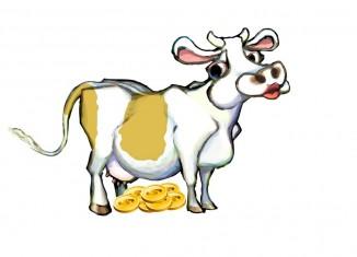 cash cow em inglês