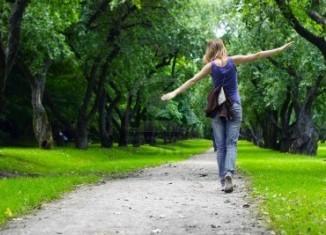 tradução de walk in the park
