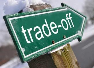 significado de tradeoff