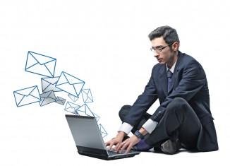 e-mail em inglês