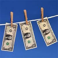 Lavar Dinheiro Em Inglês